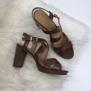 Alfani | palaria chuncky heel sandals